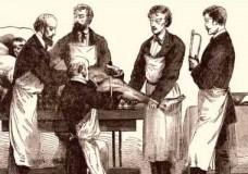 SURGERY TRANSFORMED, Joseph Lister