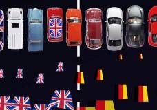 Car wars  /  Krieg der autos
