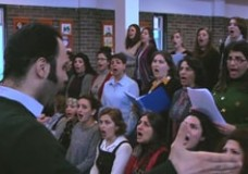 The Bahar Choir in London: Main film, English version