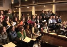 The Bahar Choir in London: Short film, English version